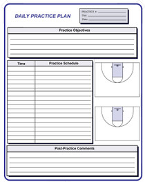 Basketball Coaching Forms (Download)