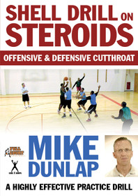 Shell Drill on Steroids: Offensive & Defensive Cutthroat
