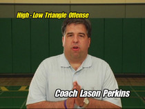 High-Low Triangle Offense