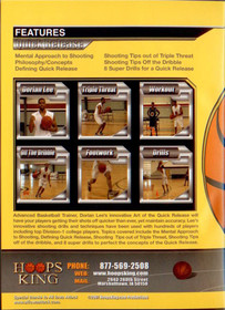 quick release basketball shooting drills