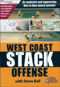 West Coast Stack Offense
