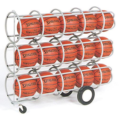 Superb Lockable Basketball Storage Rack