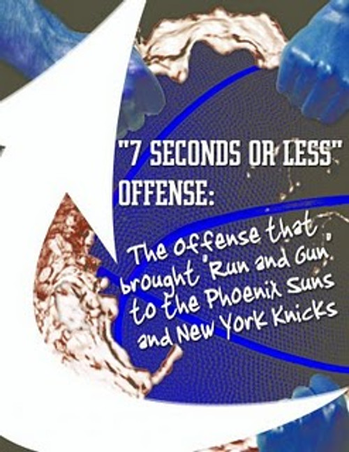 """Mike D'Antoni """"7 seconds or less"""" Offensive Playbook"""