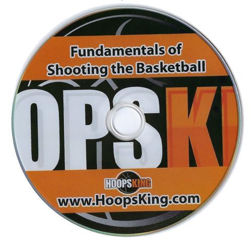 Coach Chris HoopsKing Shooting Workout DVD
