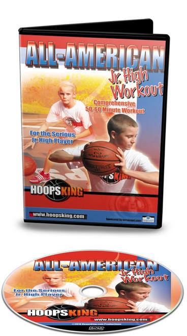 All-American Junior High Basketball Training Workout
