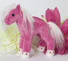 """Gem Sparkle - 6"""" Horse By Douglas Cuddle Toy"""