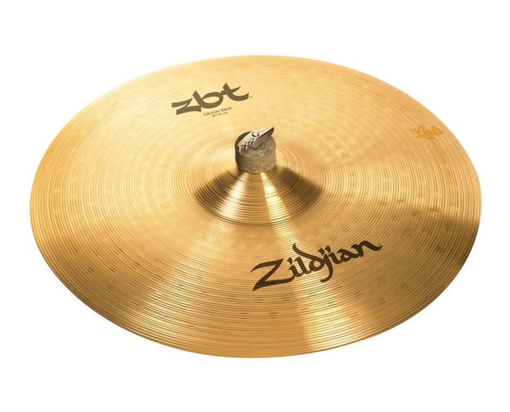 "ZILDJIAN ZBT18CR 18"" ZBT Crash Ride"