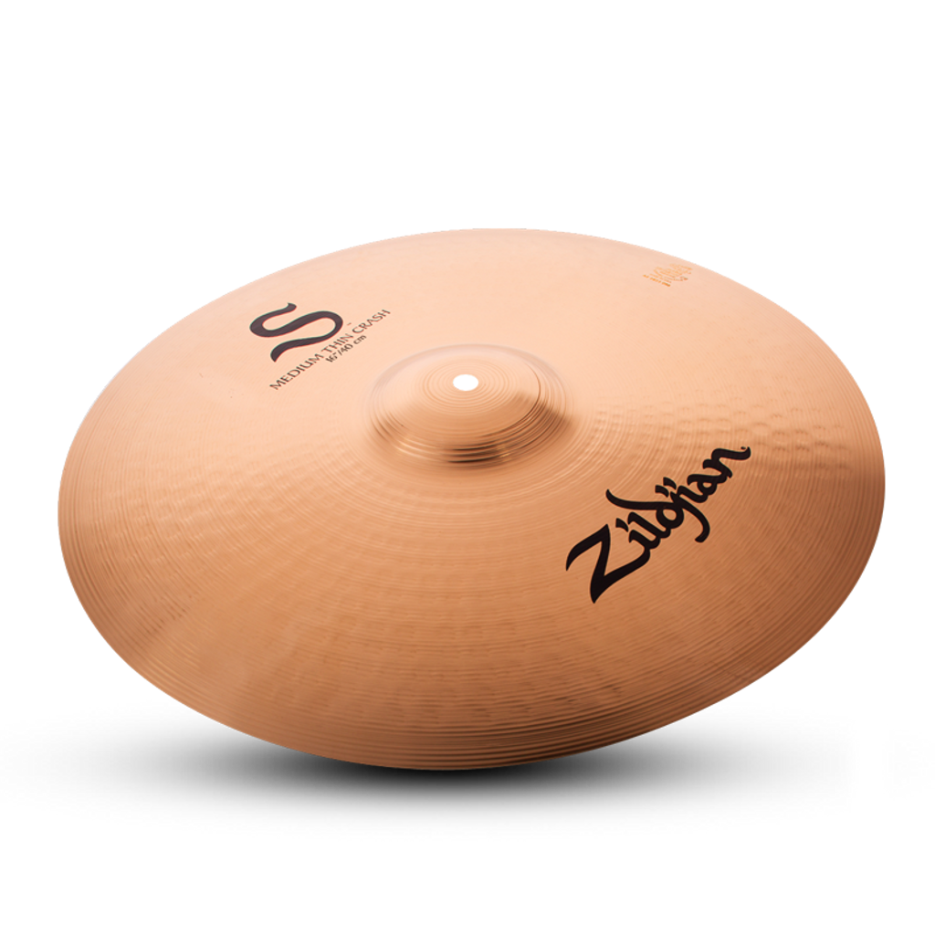 Zildjian S16MTC Medium Thin Crash