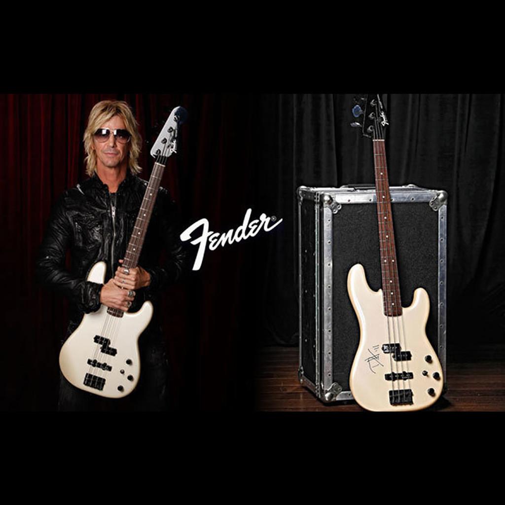Duff McKagan Precision Jazz Bass
