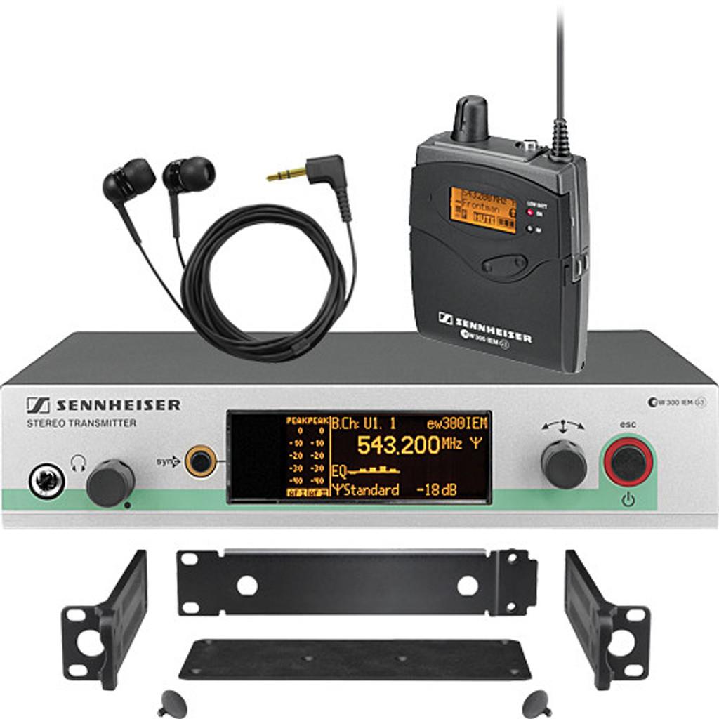 Sennheiser EW300IEMG3 Diversity In-Ear system