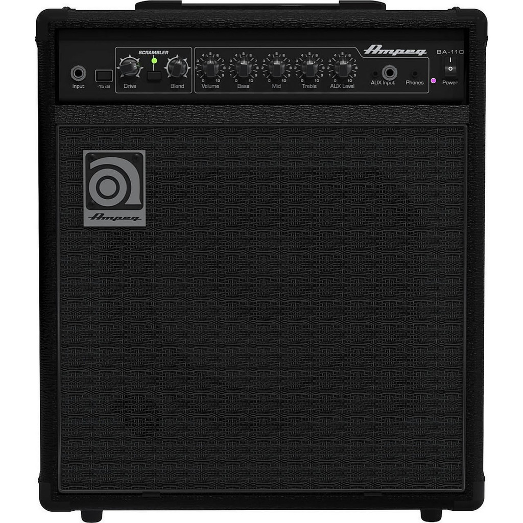 Ampeg BA110V2 Bass Combo - Front