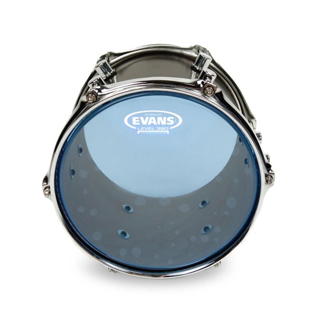 """Hydraulic Blue - Evans Tom Head - 8"""""""