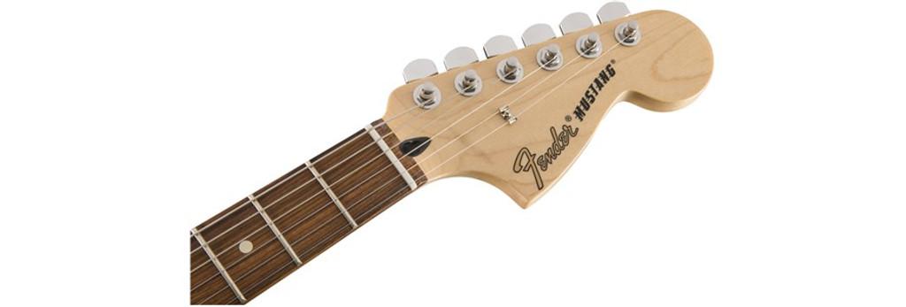 Fender Mustang 90 Front Facing Headstock