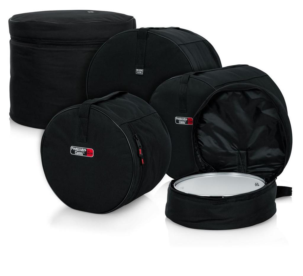 "GATOR 5pc Fusion Bag Set w/16"" Floor Tom"