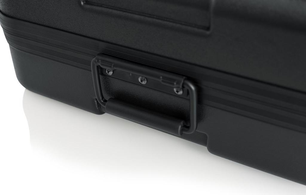 Gator Cases GTSAKEY88 ATA 88 Key Keyboard Case With TSA Locks  hinges