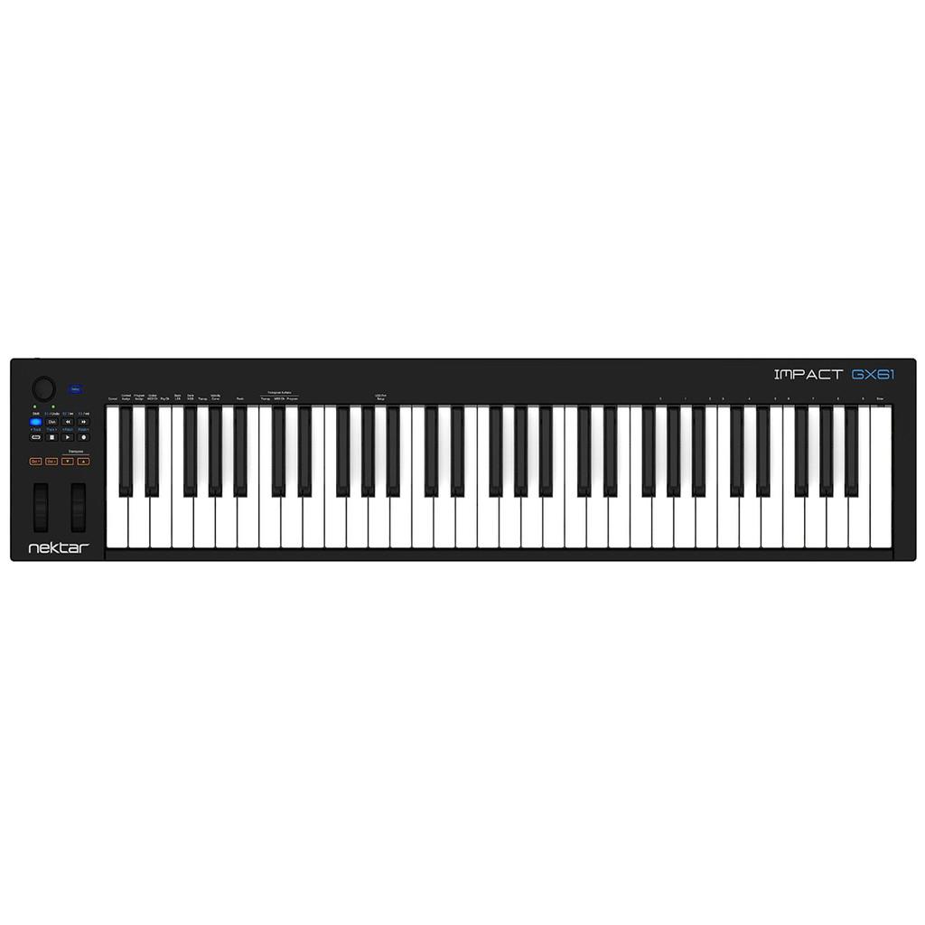 Nektar GX61 61 Note USB Midi Keyboard Controller