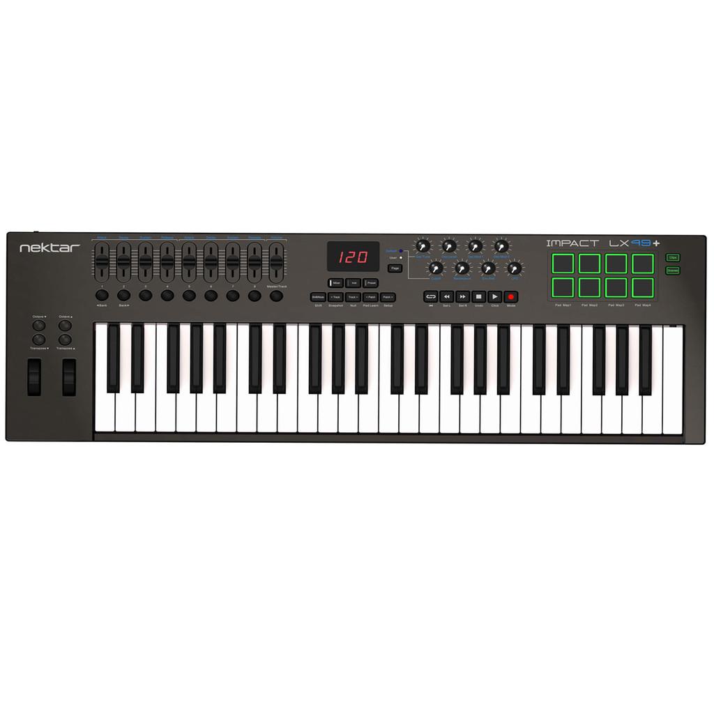 Nektar LX61P 61 Note USB Keyboard Controller