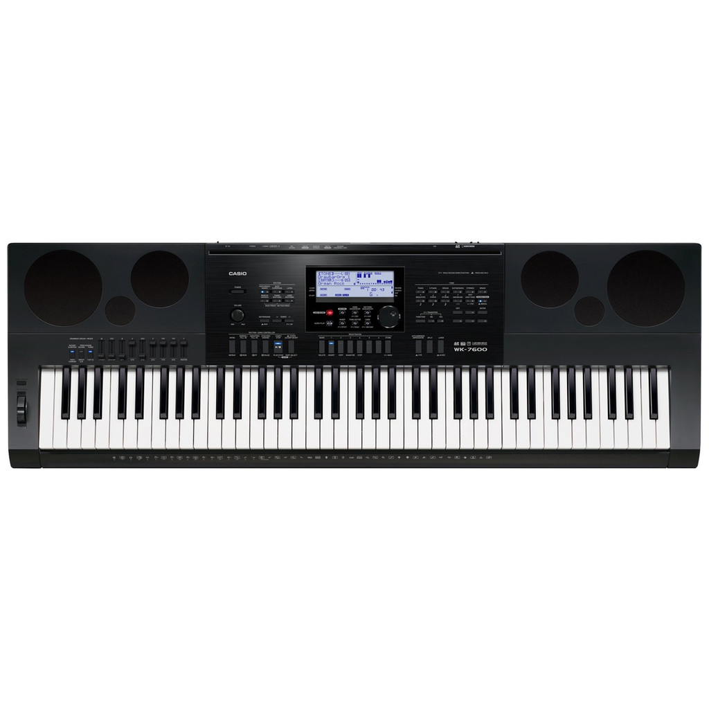 Casio WK7600 76 Key Workstation