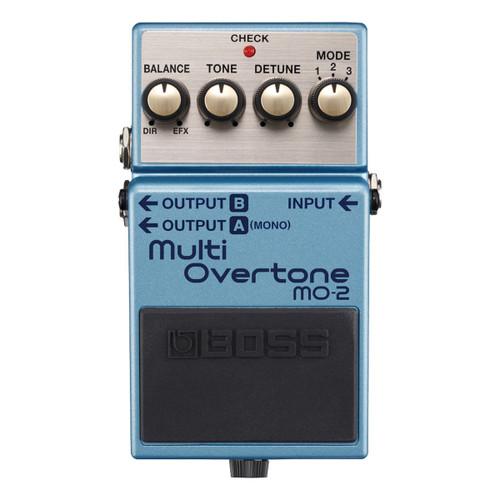Boss MO2 Multi-Overtone  Top Facing
