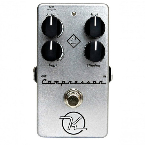 Keeley K4COMP 4-Knob Guitar Compressor