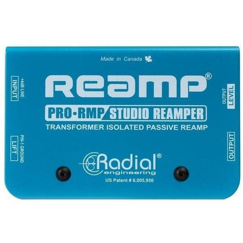 Radial PRORMP Passive Reamper w/ custom Transformer