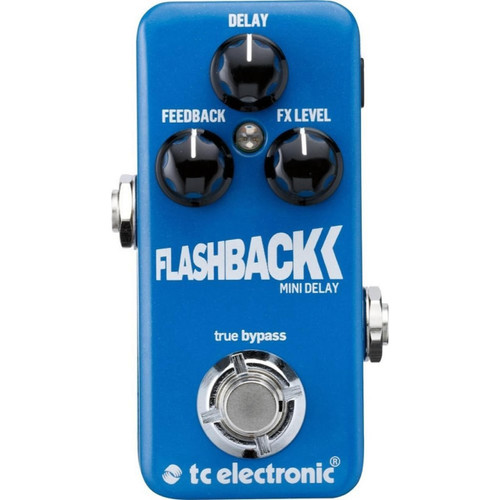 TC ELECTRONICS 960806001 Flashback Mini Delay