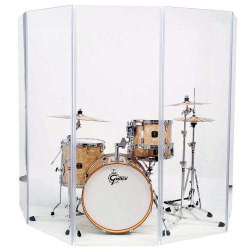 GIBRALTAR GDS5 5 Panel Drum Shield