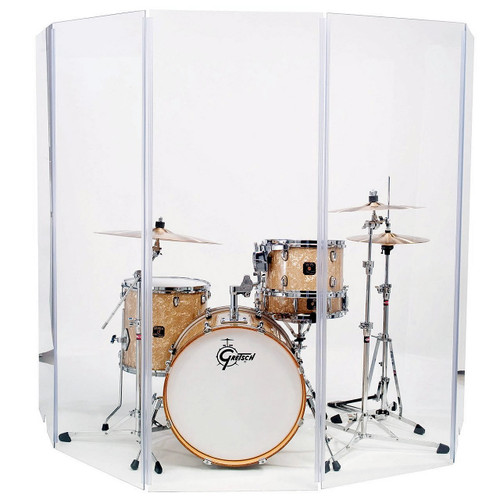 GIBRALTAR GDS5 5 Panel Drum Shield