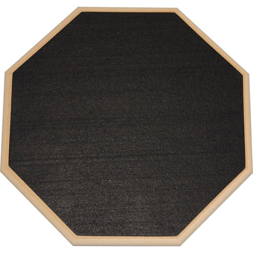 "HQ RF12D 12"" Double sided gum and neoprene Practice Pad"