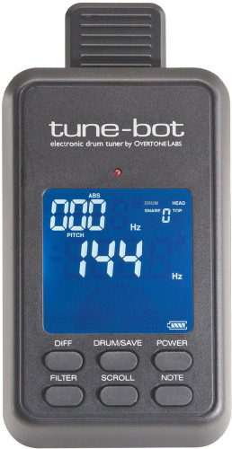OVERTONE LABS TUNEBOT Electronic Drum Tuner