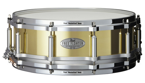PEARL Free Floating Snare-Bronze