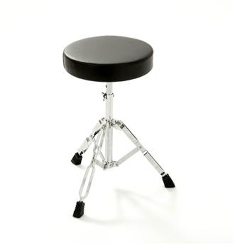 PERCUSSION PLUS 900T Tripod Dbl Braced Throne