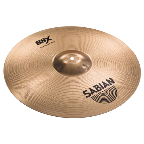 "SABIAN 41806X 18"" B8X Thin Crash"
