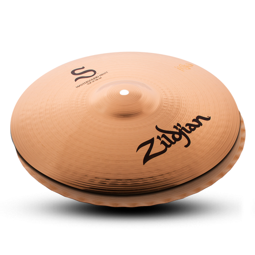"ZILDJIAN S14MPR 14"" S Mastersound Hi Hat Pair"
