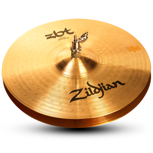 "ZBT 13"" Hi Hat pair"