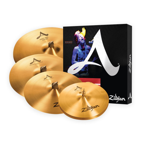 ZILDJIAN A391 Box Set