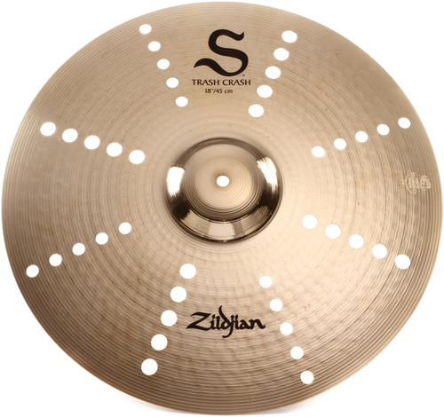 "Zildjian S18TCR 18"" S Series Trash Crash"
