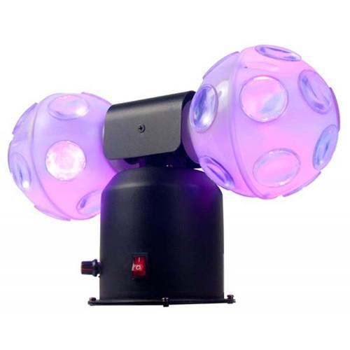 American DJ JEL205 Jelly Cosmos Ball LED Disco Light