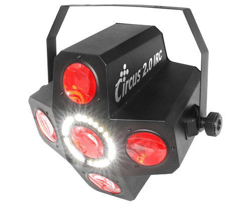 CHAUVET CIRCUS20IRC Ever changing light w/ Strobe Effect