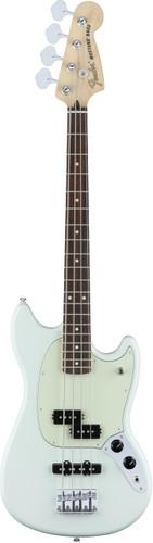 Fender Mustang Bass PJ - Sonic Blue