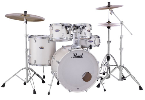 Decade Maple Shell Set- Satin White
