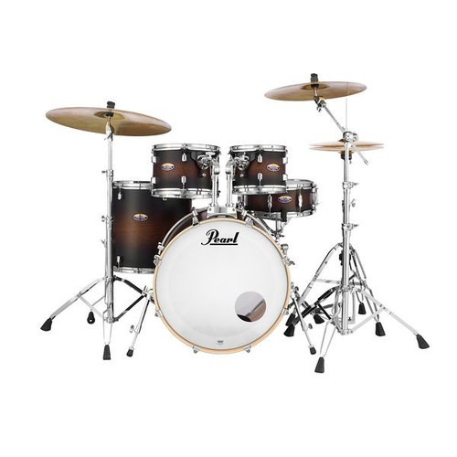 Decade Maple Shell Set-Satin Brown Burst