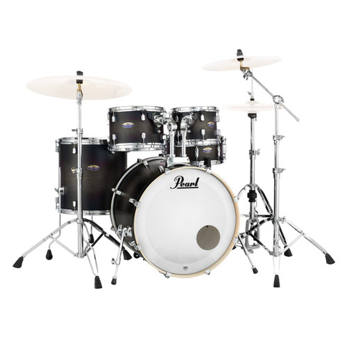 Decade Maple Shell Set- Satin Black