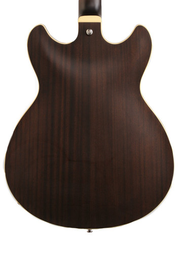 Ibanez AS53 Hollow-Body-Back