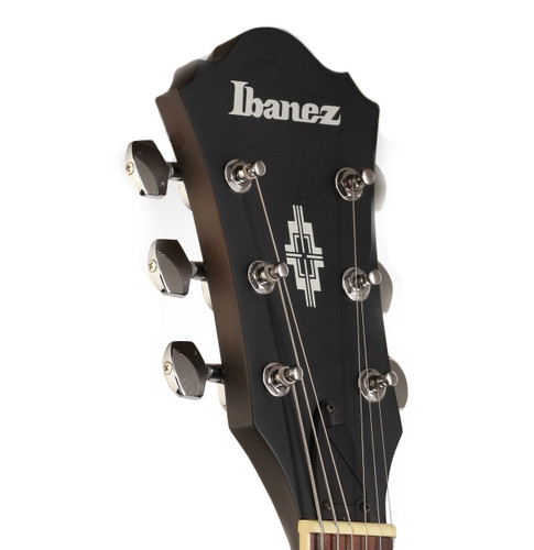 Ibanez AS53 Hollow-Body-Headstcok