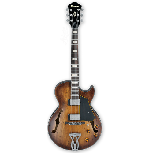 AGS73 Semi-Hollow- Front