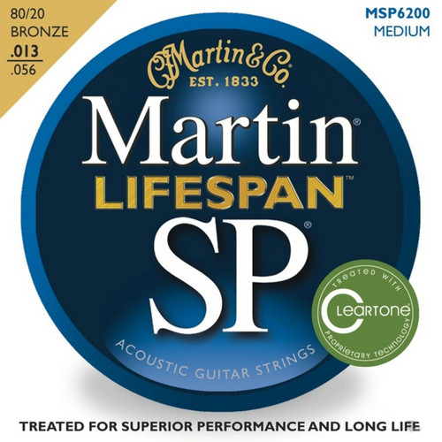 Martin MSP3200 80/20 Bronze Medium