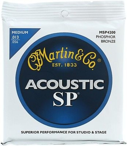 Martin SP Medium Phosphor Bronze