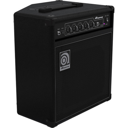 Ampeg Bass Amp 20w With Silent Practice (BA108V2)