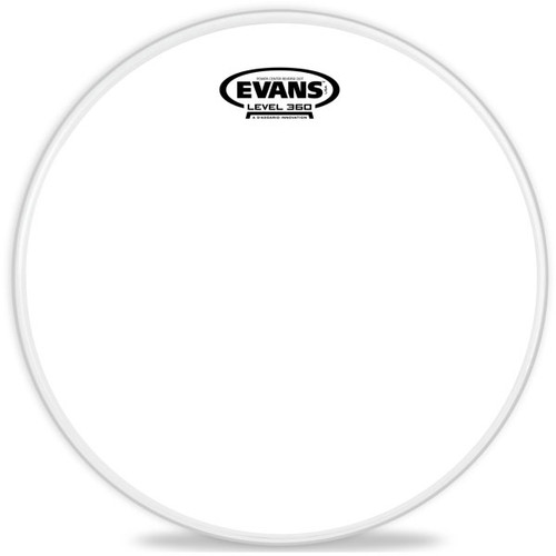 Power Center Reverse Dot - Evans Snare Head - 14""